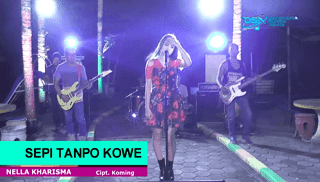 Lirik Lagu Sepi Tanpo Kowe - Nella Kharisma