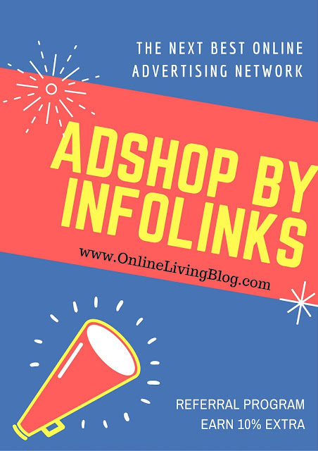 AdShop by Infolinks The Next Best Online Advertising Network: Infolinks Reviews, make-Money-Online, Earn money with blog, Earning online, Advertising Companies