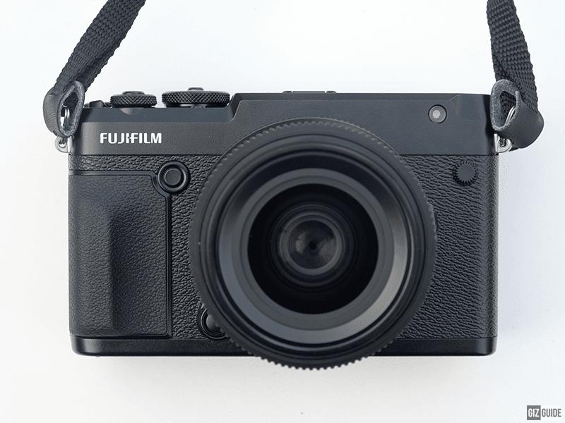 Meet the Fujifilm GFX50R - Compact digital medium format