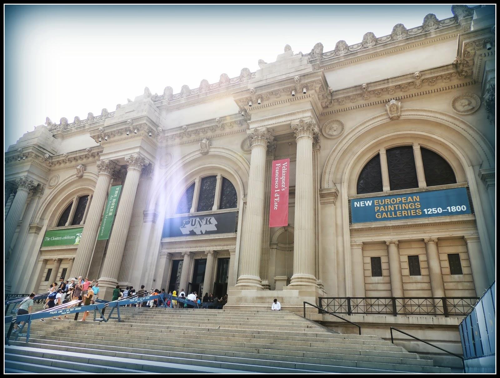 NY en 3 Días: The Metropolitan Museum of Art