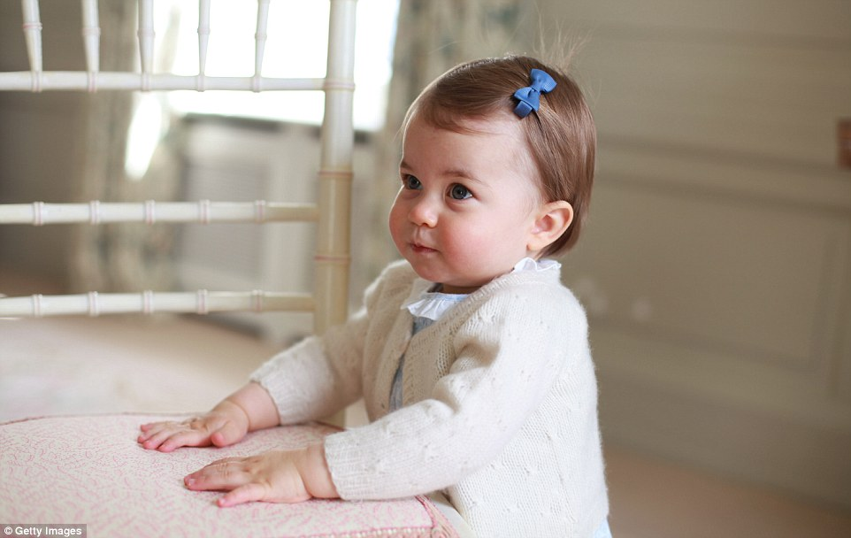 Princess Charlotte is beyond adorable in new pictures