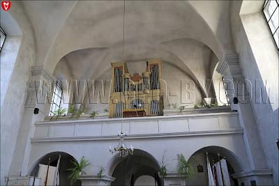 Miasto Słonim. Kościół Niepokalanego Poczęcia NMP i klasztor Bernardynek