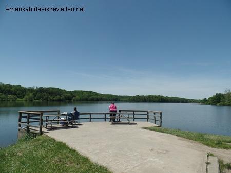 Amerika Logan Gölü, Ohio Eyaleti