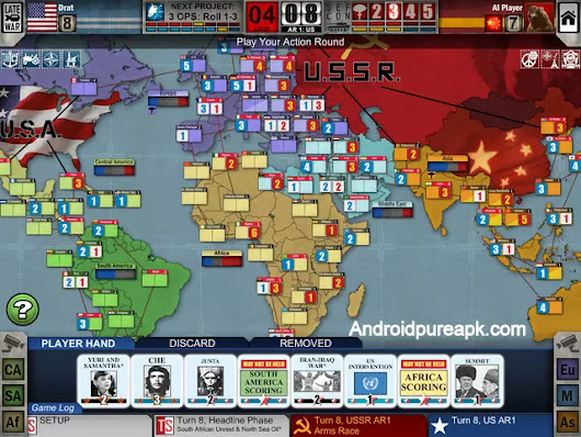 Twilight Struggle Apk Download v1.1.0 For Android