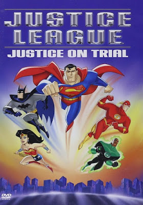 Justice League Vol 2 Justice On Trial DVD R2 PAL Latino