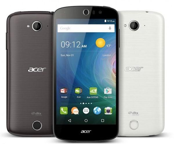 Desain Acer Liquid Z320