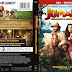Jumanji: Welcome to the Jungle DVD Cover