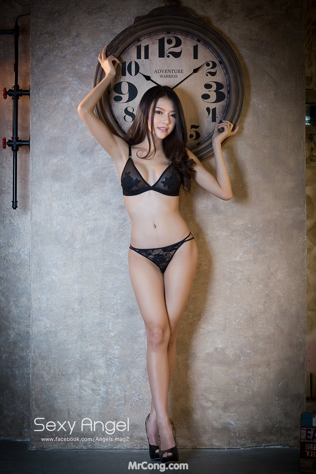Image Thai-Model-No.484-Nirada-Guernongkun-MrCong.com-007 in post Thai Model No.484: Người mẫu Nirada Guernongkun (44 ảnh)