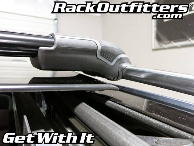 Rack Outfitters New Mercedes Benz E Class Wagon Thule