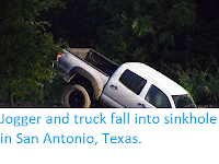 http://sciencythoughts.blogspot.co.uk/2017/09/jogger-and-truck-fall-into-sinkhole-in.html