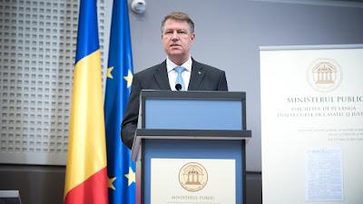 korrupció, referendum, népszavazás, Románia, Klaus Iohannis,