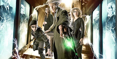 Dr Who, Wedding of River Song
