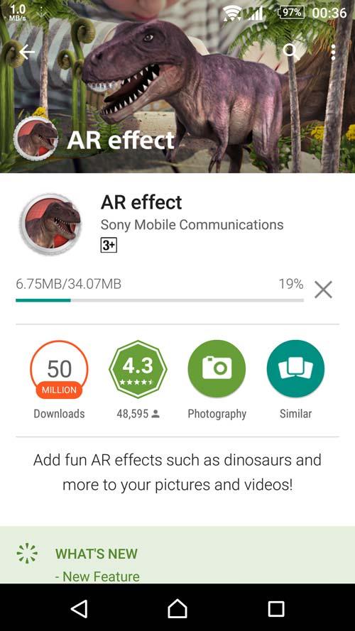 AR Effect 4.3.4