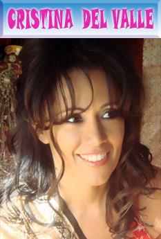 07a5fd9dd292f Cristina Del Valle es una cantante y activista reconocida en toda Europa y  América latina por su destacada labor altruista en contra de la violencia de  ...