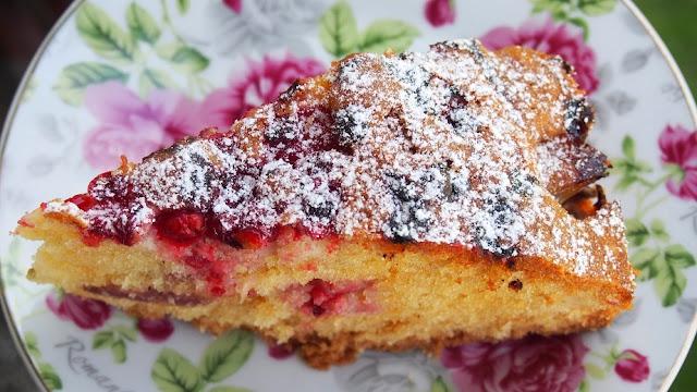 Ciasto agrestowo, porzeczkowo truskawkowe