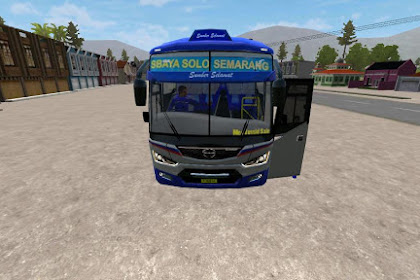 Bussid Discovery 3