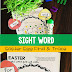 Easter Sight Word Find & Color