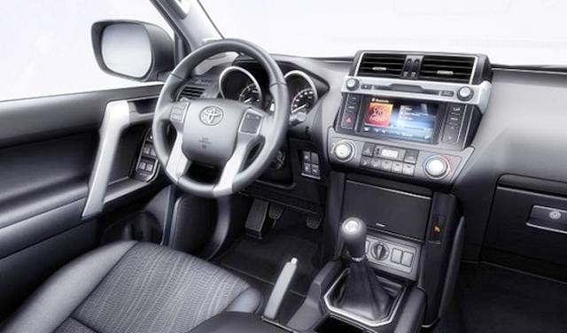 2018 Toyota Prado Redesign