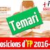 Previsió del temari per les oposicions d'FP 2016-17