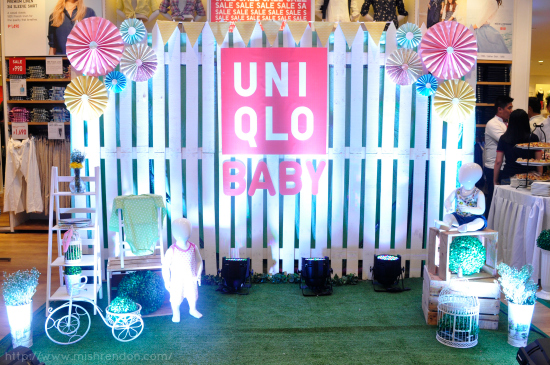 Score Style, Safety, and Comfort with UNIQLO BABIES
