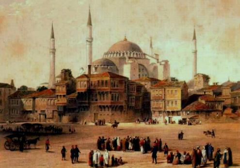 Zaman Modern Kebangkitan Islam 1800 M