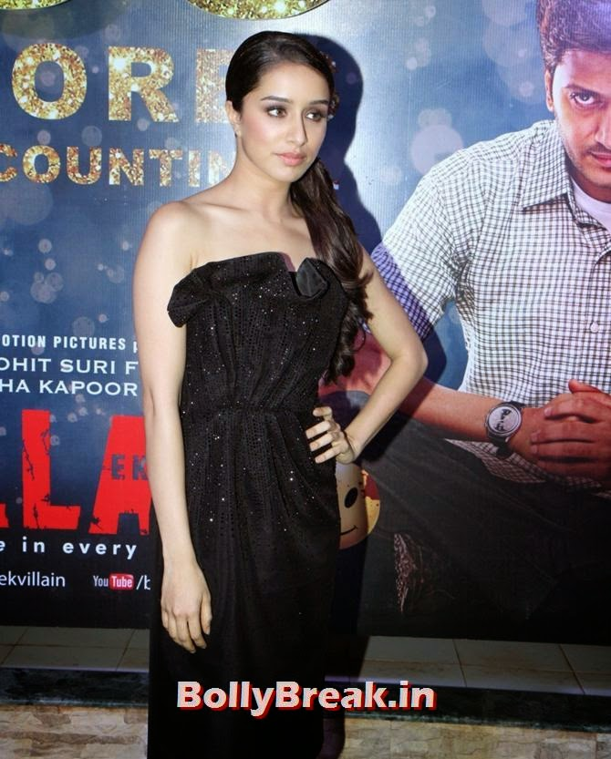 Shraddha Kapoor, Alia, Sonakshi, Shraddha party with Ek Villain team