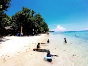 Hapitanan Beach, Tubigan-Initao - A Fine Beautiful White Sand on the Shore and Underwater near CDO