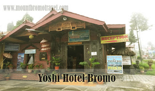 Yoschi hotel Bromo