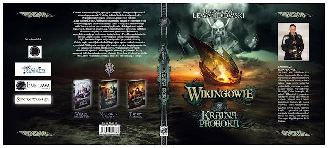 Patronat medialny! Radosław Lewandowski - Wikingowie. Kraina Proroka