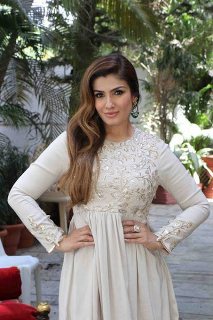 Raveena Tandon Stills At Maatr Movie Interview