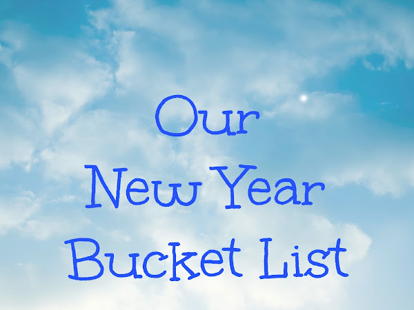 Our New Year Bucket List
