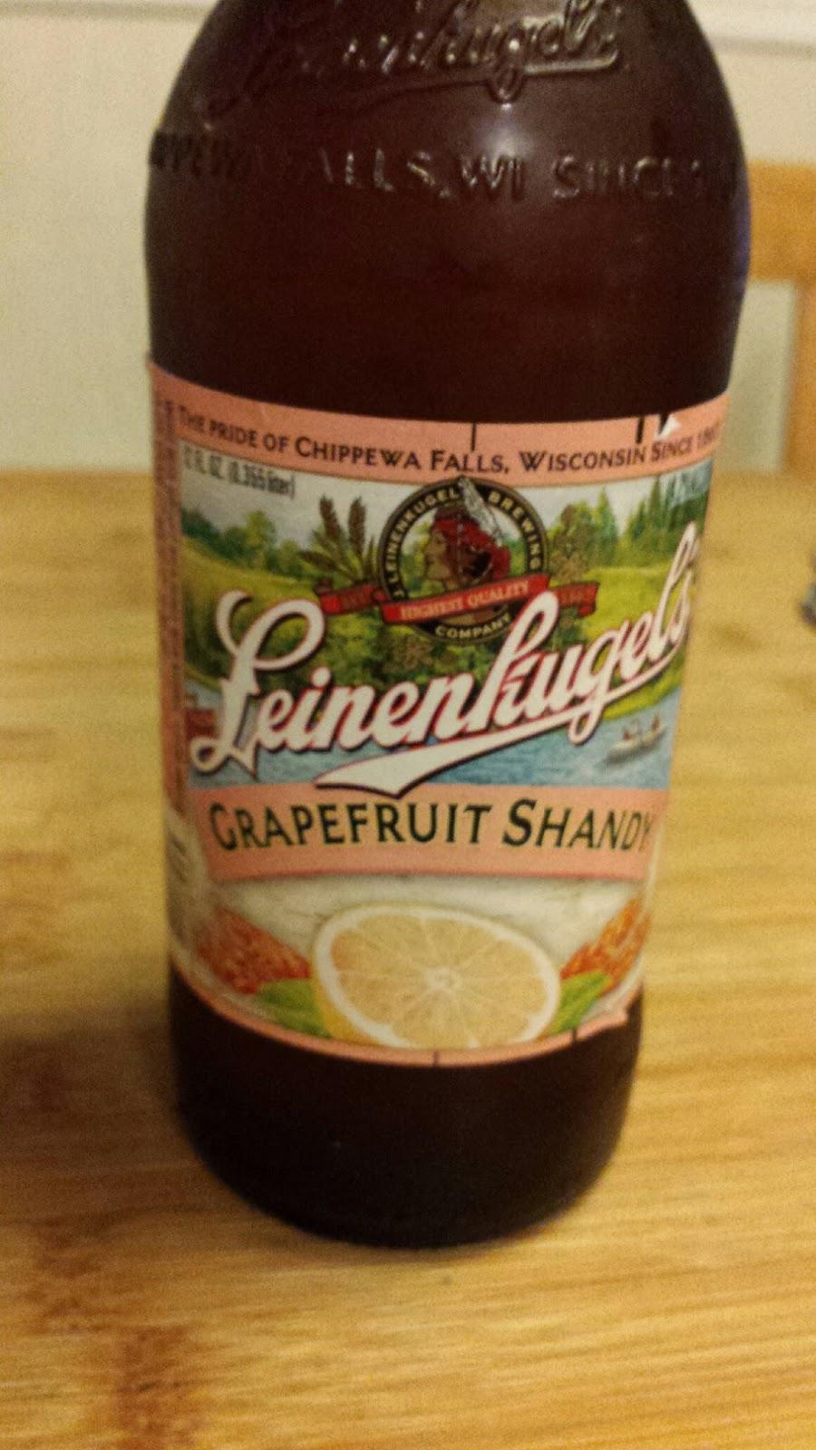 Where to buy leinenkugel s grapefruit shandy - This Week S Sunday Night Suds Looks At Leinenkugel S Grapefruit Shandy