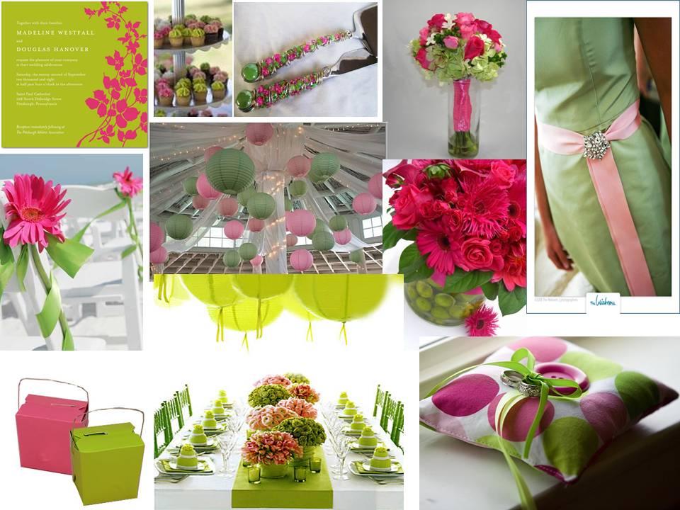 Wedding Themes - Wedding Style: Unique Wedding Color ...