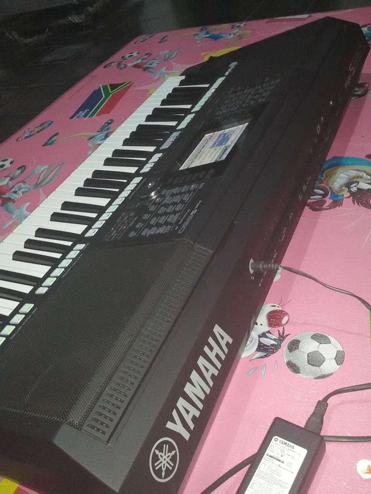 Tore Online Shop Nurrochman S Korek Kuping Nyala Barangkali Ada Yg Minat Keyboard Yamaha Psr S950 Kondisi 97 Mulus Normal Sudah Terinstal Sampling Siap Menghibur Untuk Dirumah Maupun Dipanggung