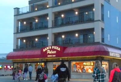 Sam's Pizza in Wildwood New Jersey