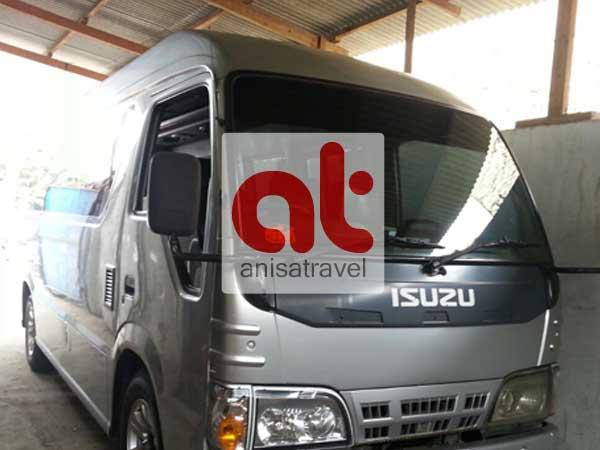 Rental Mobil Elf Tangerang Murah