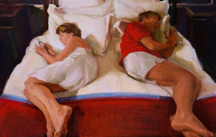 Повествовательная живопись. Dagmar Cyrulla