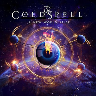 "ColdSpell - ""Call of the wild"" (video) from the album ""A New World Arise"""