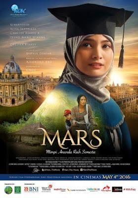 MARS : Mimpi Ananda Raih Semesta