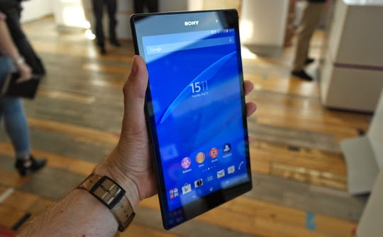 Sony Xperia Z3 Tablet Compact now in stock inside the US