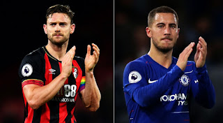 Bournemouth vs Chelsea All Goals and Highlights Today 30 /1/2018 online Premier League