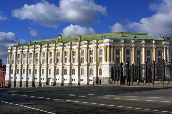 Museu das Armas - Moscou