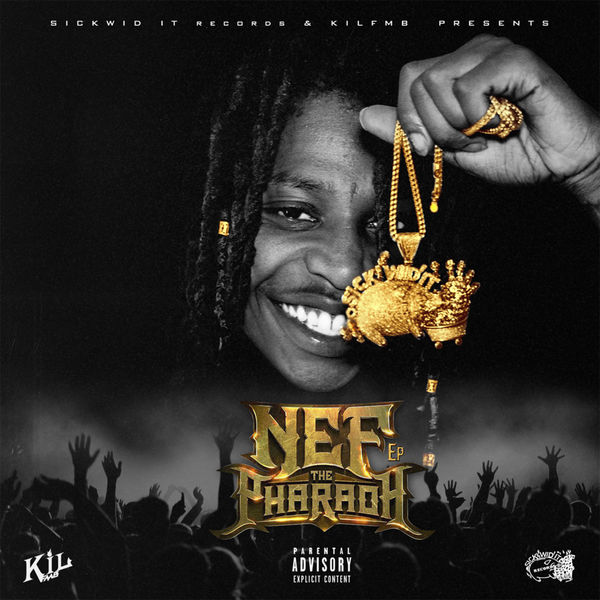 Nef the Pharaoh - Nef the Pharaoh Cover