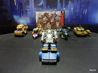 Unite Warriors Bruticus UW-07