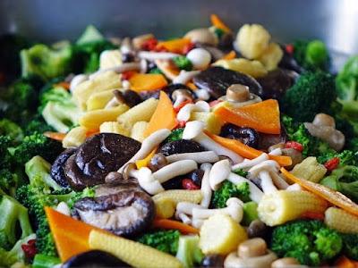 Resep Cara Membuat Sayur Brokoli Jagung