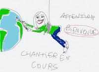 Echos des villes La maison des citoyens illustration Lola BURGADE