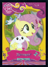 MLP Fluttershy [Animal Caretaker] Series 2 Trading Card