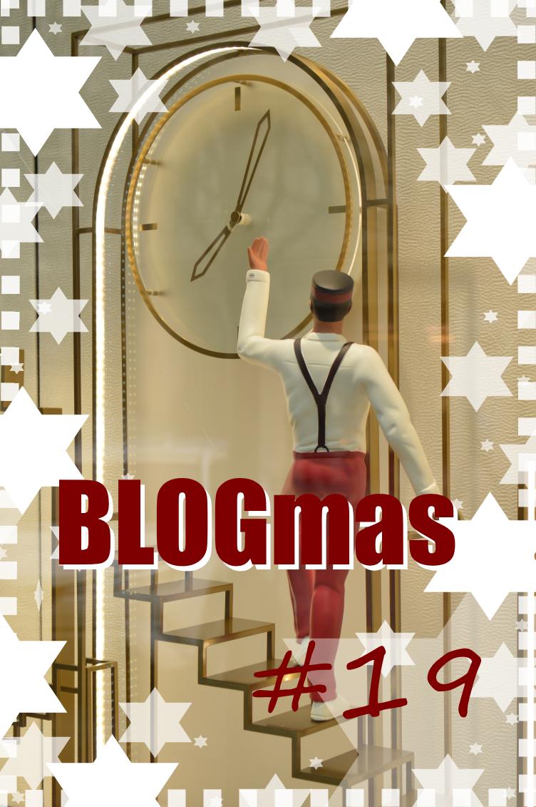 pařížská praha, christmas decorations, pařížská decorations, georgiana quaint, blogmas, pařížská blogmas