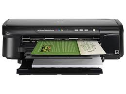How to download and install hp officejet 7000 e809a lazer printer.