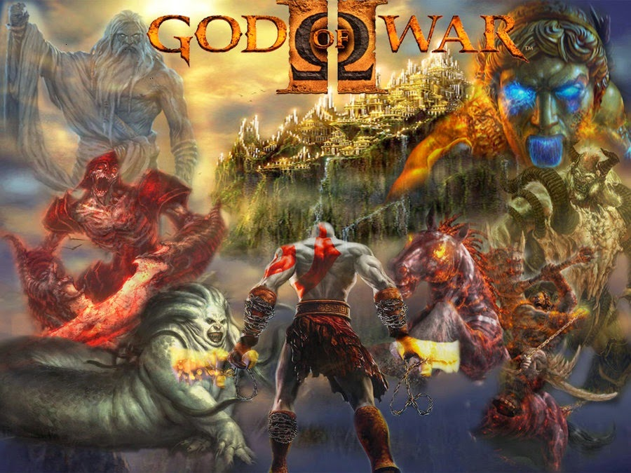 God Of War 2 Pc Game Free Download Atta Pc Games